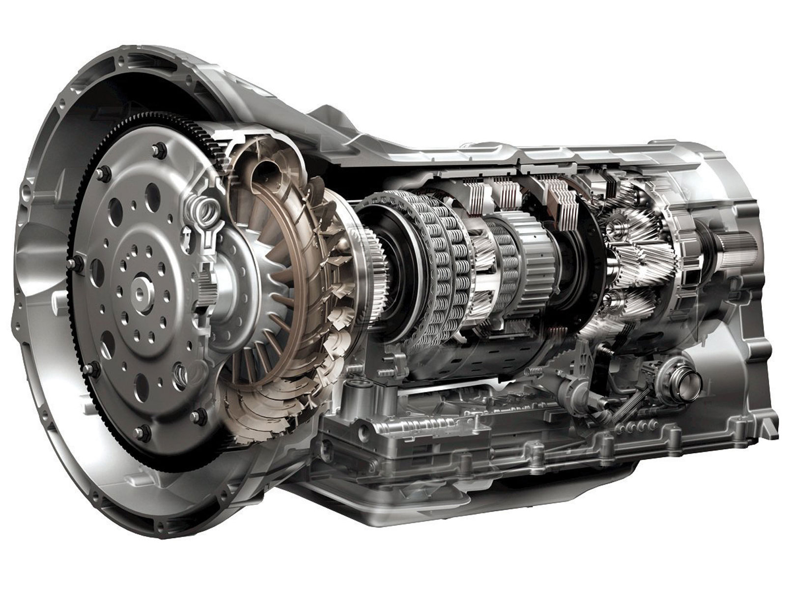 Transmission Rebuild, Replacement & Service